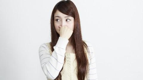 生理の終わりかけのキツイ臭いの原因とは?