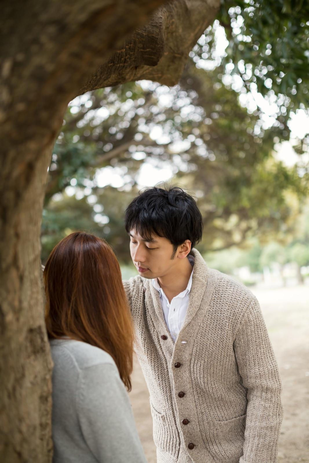 外でキスする彼氏の男性心理とは?外キス派女子の為の情報も